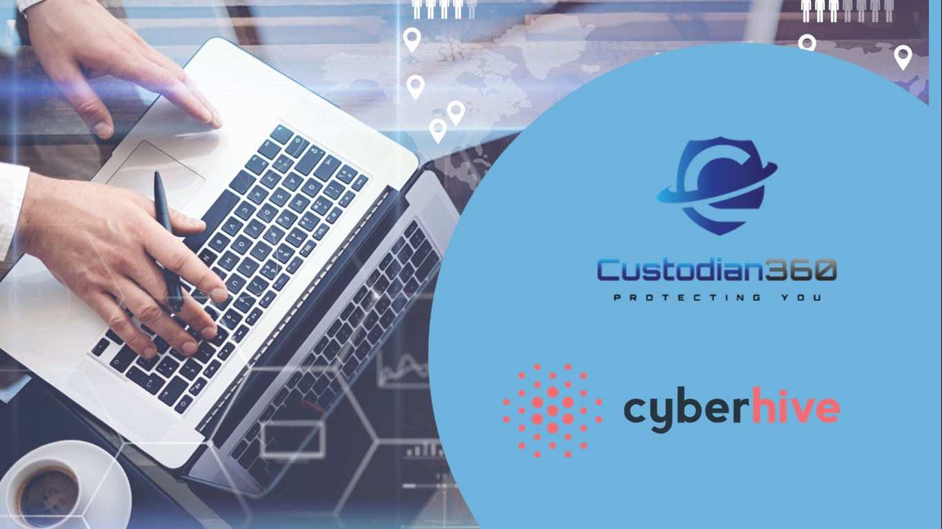 Custodian360 and CyberHive Form an Alliance